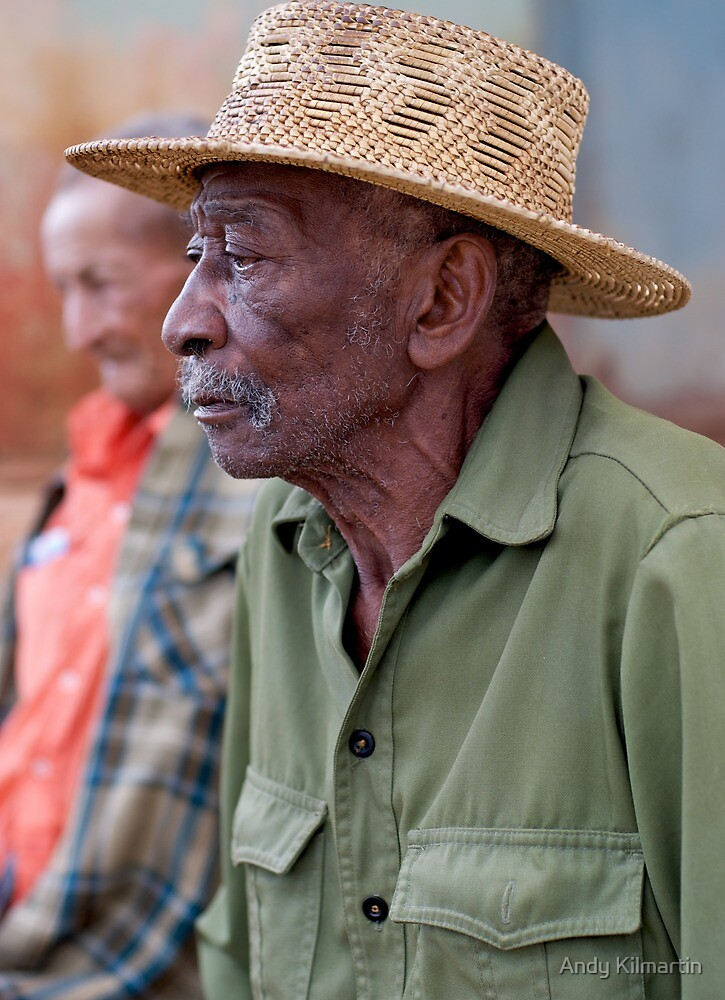 Thursday afternoon, Vinales, Cuba. by Andy Kilmartin