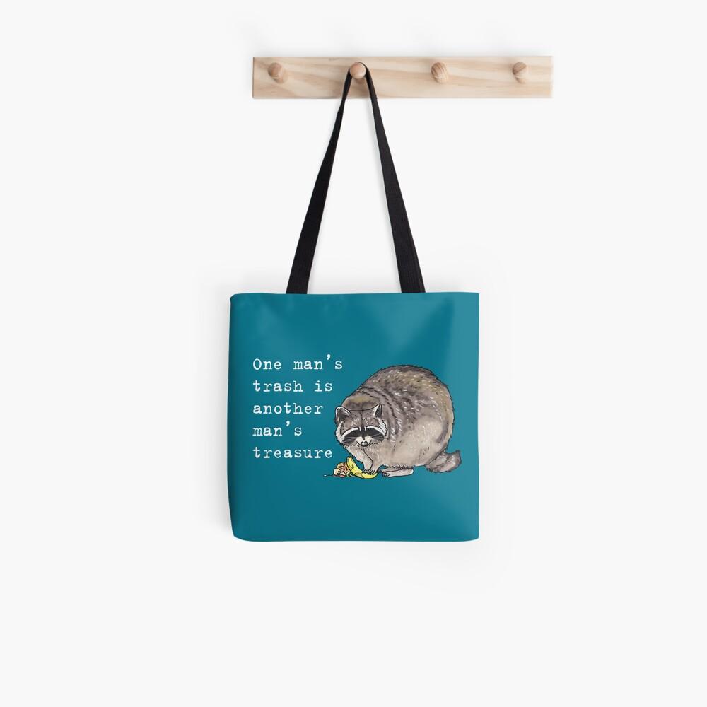Raccoon - Animal series Tote Bag
