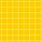 Sunshine Squares Grid Illusion by EvePenman