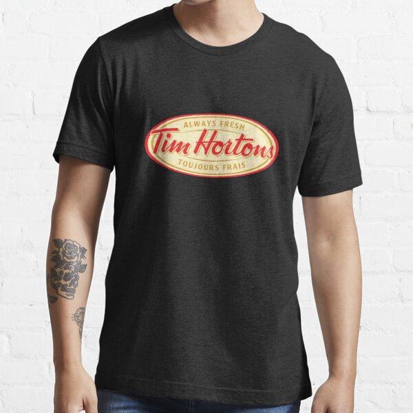 BEST SELLER Tim Hortons Merchandise Essential T-Shirt