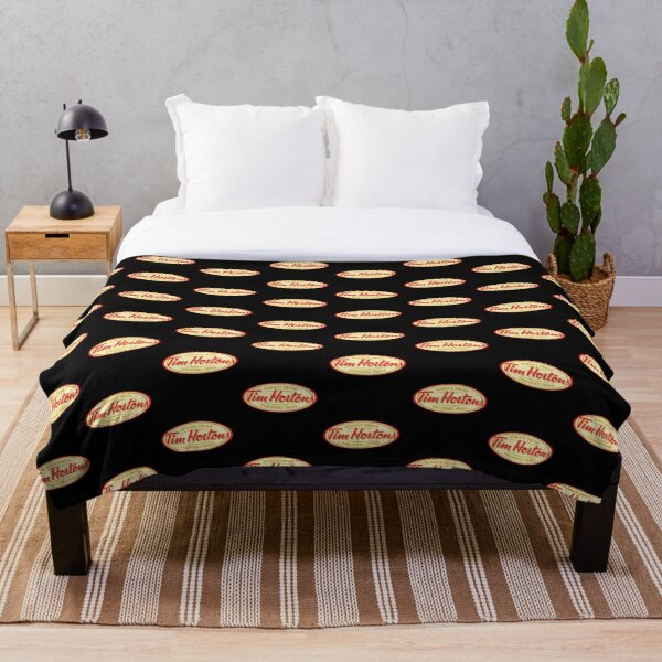 BEST SELLER Tim Hortons Merchandise Throw Blanket