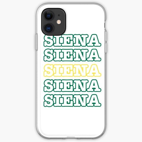 siena x5 iPhone Soft Case