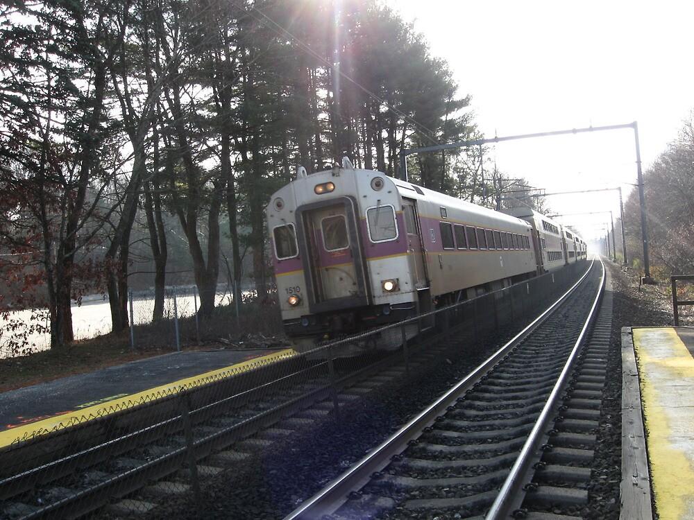 1510 MBTA Commuter Rail by Eric Sanford