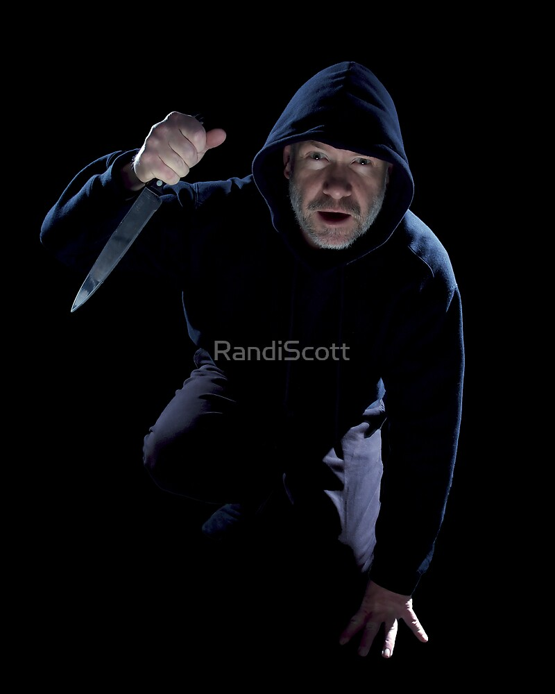 Surprised Burglar by RandiScott