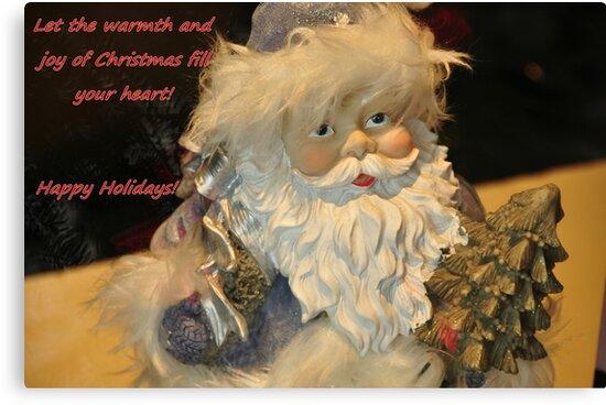 Seasons greetings! by MarieG