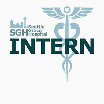 Seattle Grace Hospital - Intern by alopezm