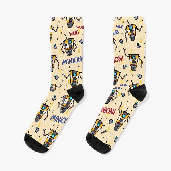 CL4P-TP Pattern  Socks