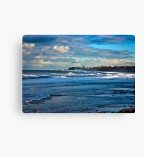 Seascape - Across the Bay Canvas Print