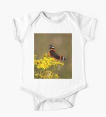 Red Admiral One Piece - Short Sleeve