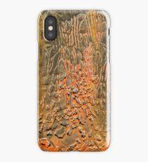 Mystic of Craquelure  iPhone Case/Skin