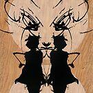 twins by Christian Scheuer