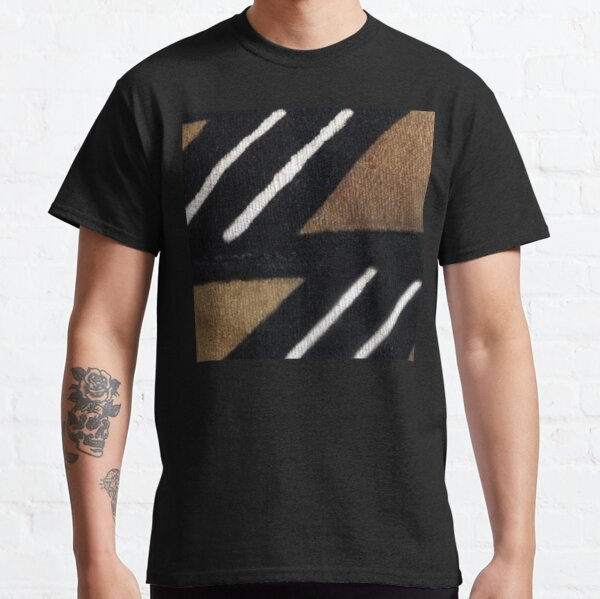 African Mudcloth Classic T-Shirt
