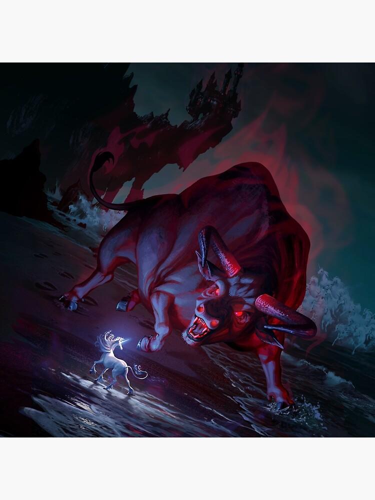 The Last Unicorn by eranfowler
