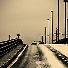 Road to somewhere? by Debbie Drew