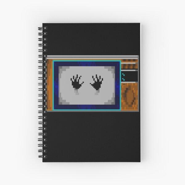 Poltergeist #1 Spiral Notebook