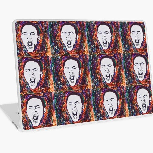 Mac Miller GO:OD AM Artwork Laptop Skin