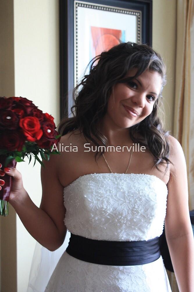 The Bride by Alicia  Summerville