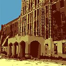 Waverly Hills Sanatorium Art Deco by GhostlyWorld