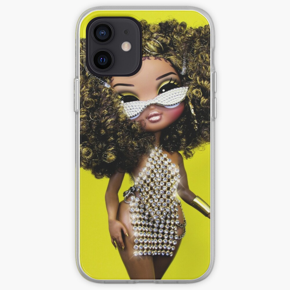 Royal Bee Lol Omg Drippin In Diamonds Doll Iphone Case Cover By Pancakeboss Redbubble