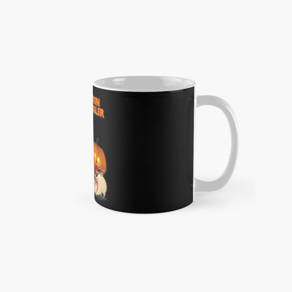 Pug Pumpkin smuggler Halloween  Classic Mug