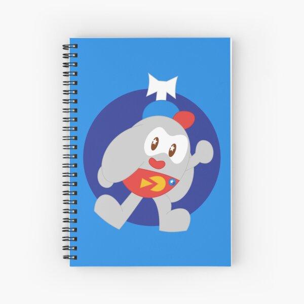 Lu9 Classic Spiral Notebook