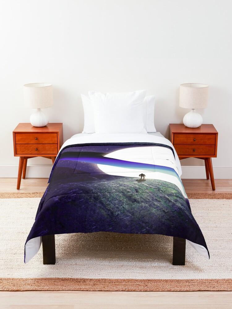 Alternate view of Rendezvous Comforter
