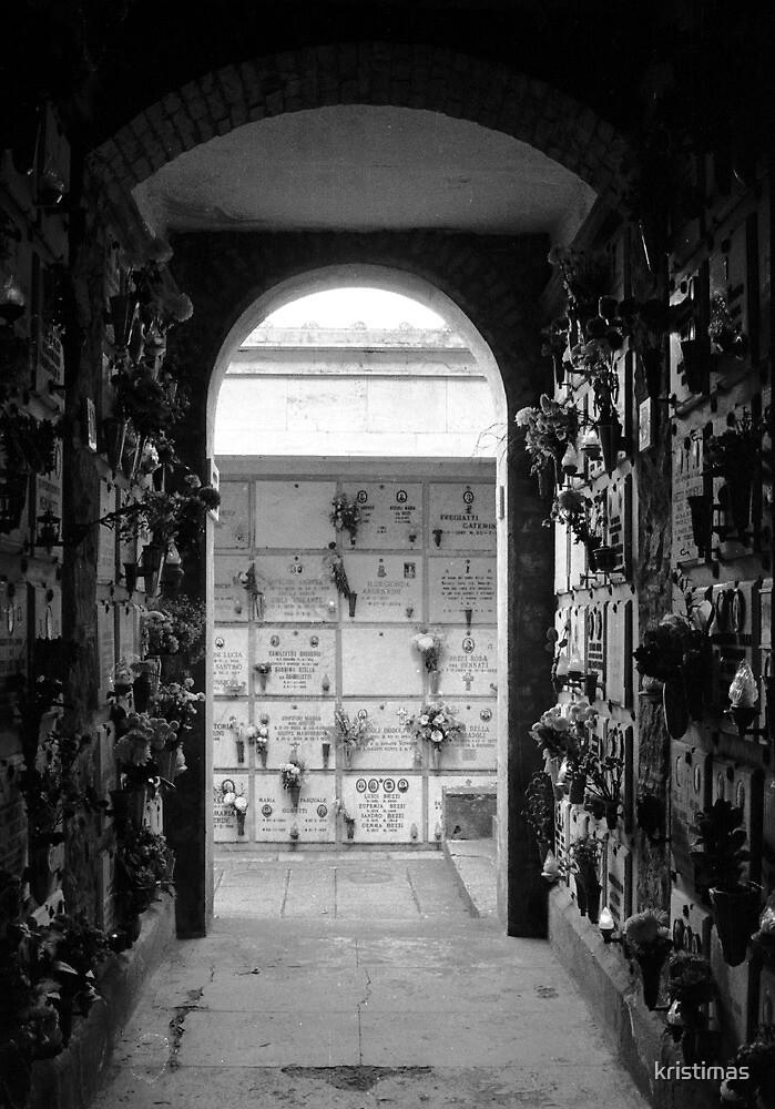 Cortona Cimitero, Italia by kristimas