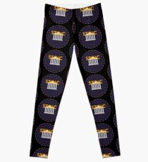 Stoic - Keep Stoic - Seek Happiness Leggings