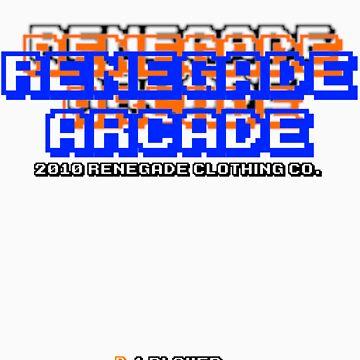Renegade Arcade by rebelwun
