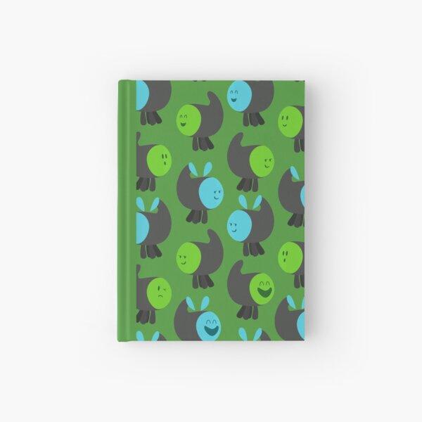 Jelly Jamm - Dodos Pattern Hardcover Journal