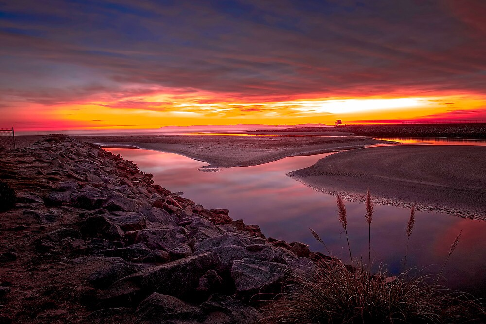 The colors of night by Doug Dailey