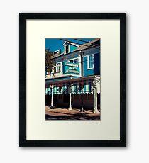 Commander's Palace Restaurant - New Orleans, Louisiana Framed Print