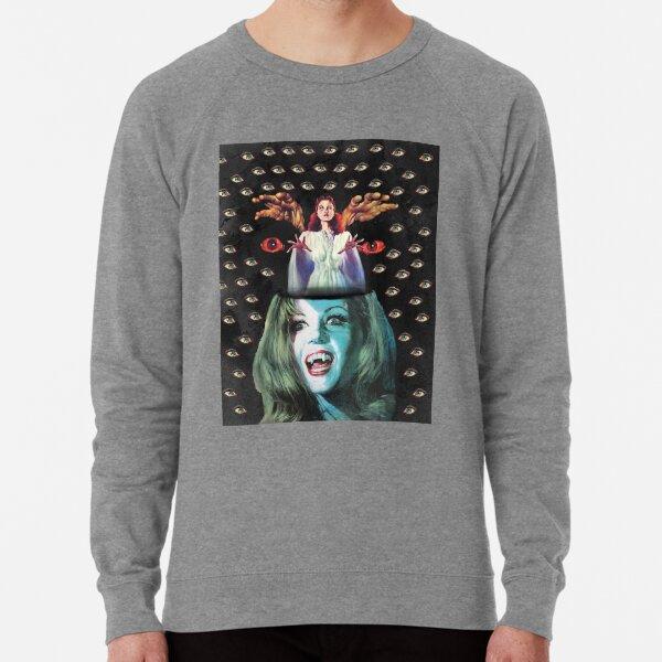 Vampire eyes Lightweight Sweatshirt