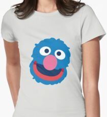 Grover head geek funny nerd T-Shirt