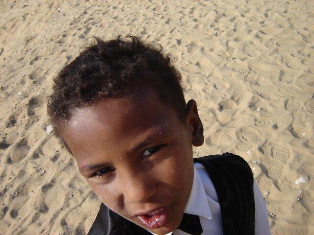 Boy selling in Cairo by dizzyshell42
