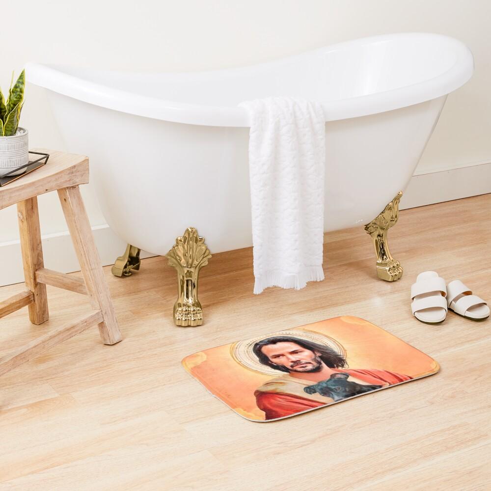 The Immortal Bath Mat