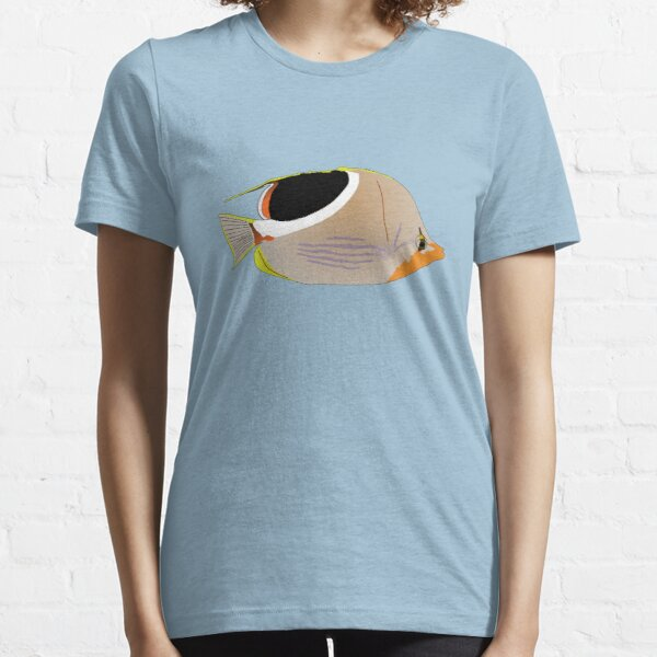 Saddled Butterflyfish Essential T-Shirt