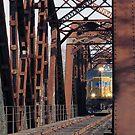 Trains A Comin' by SuddenJim