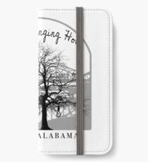 Haunted Sketoe Hanging Hole iPhone Wallet/Case/Skin