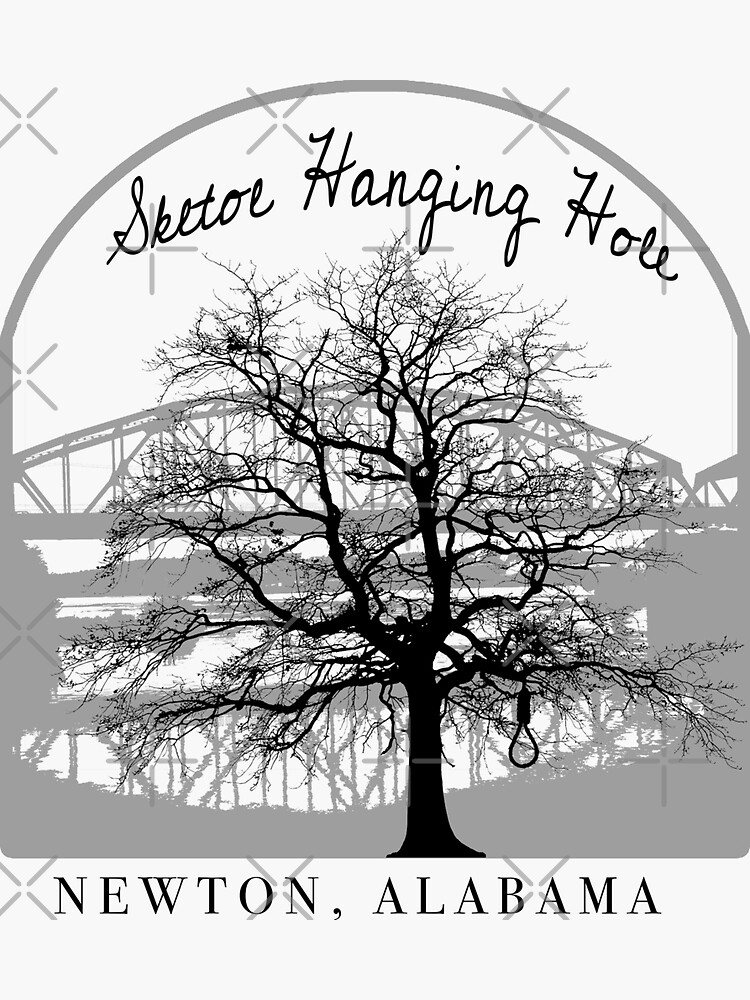 Haunted Sketoe Hanging Hole by GhostlyWorld