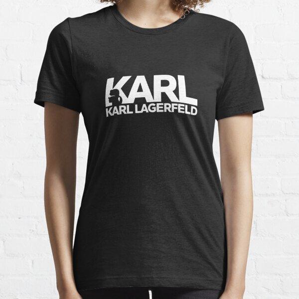 BEST SELLER Karl Lagerfeld Merchandise Essential T-Shirt