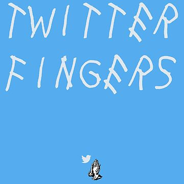 Twitter Fingers by wearz