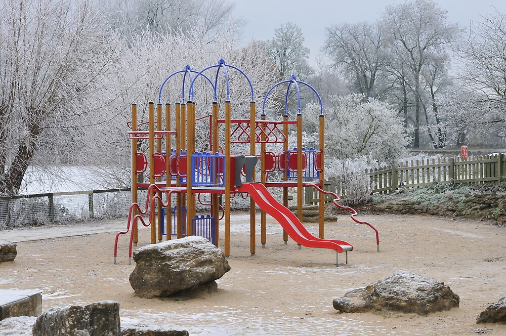 Playground  by Barry  Spear