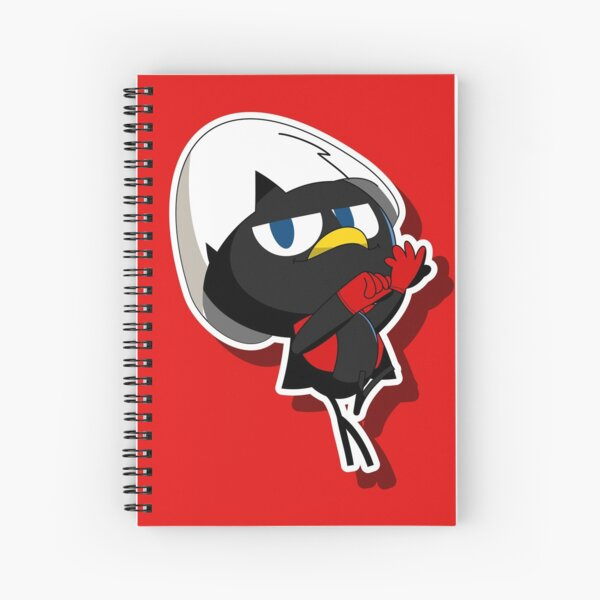 Calimero Cosplay Series #2 - Joker Spiral Notebook