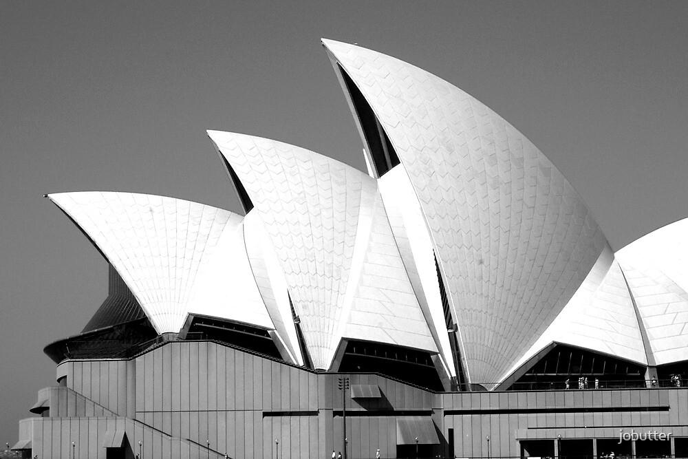 Opera House - Sydney Australia by jobutter