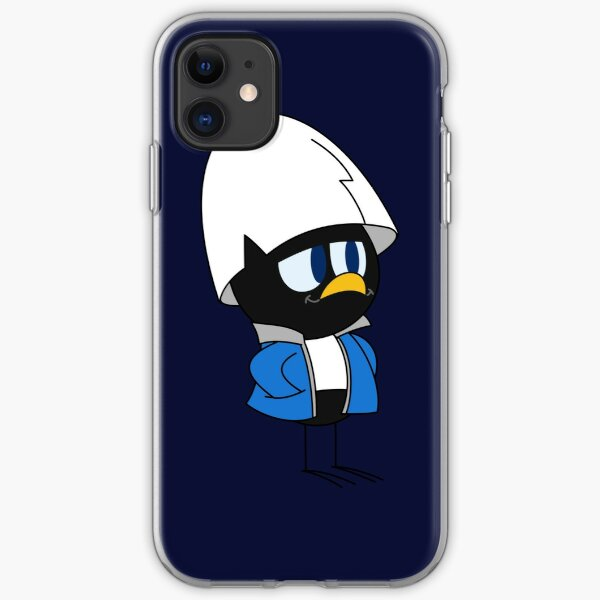Calimero Cosplay Series #4 - Sans iPhone Soft Case
