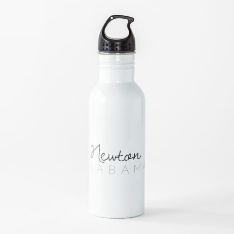 Newton, Alabama Water Bottle