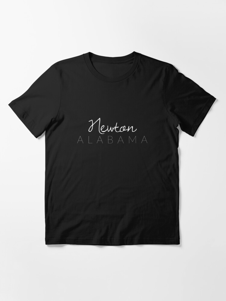 Alternate view of Newton, Alabama Essential T-Shirt