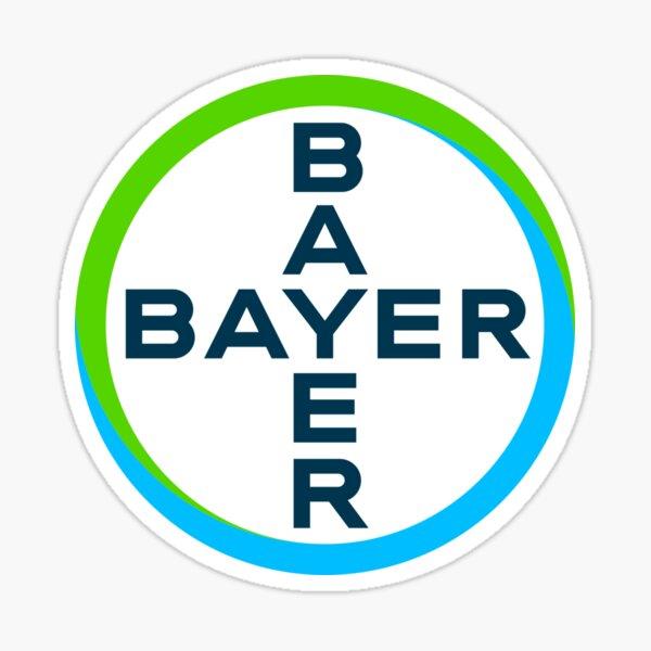 Logotipo de Bayer AG Pegatina