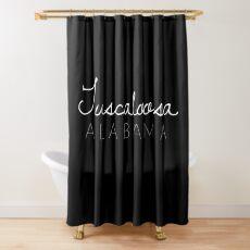 Tuscaloosa, Alabama Shower Curtain